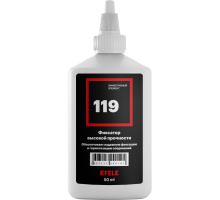 Efele 119 (50 мл) Фиксатор высокой прочности