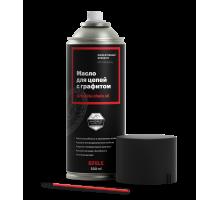 EFELE MO-749 Spray (520 мл) Масло для цепей с графитом