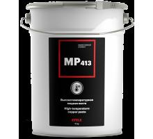 EFELE MP-413 (ведро 18 кг)  Высокотемпературная медная паста