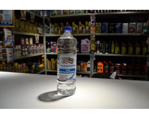 Вода дистиллированная НИАГАРА 1,5 л