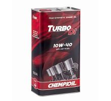 Моторное масло CHEMPIOIL Turbo DI 10W-40 (A3B3) пластик 5L