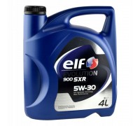Масло моторное Elf Evolution 900 SXR 5W30 синтетическое 4 л