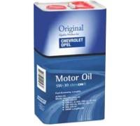 Моторное масло Fanfaro GM Dexos 2 ( Chevrolet/Opel) 5w30 (metal) 5 L