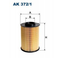 AK372/1 FILTRON Фильтр воздушный