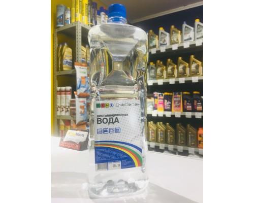 Дистиллированная вода Дзержинский 1,5 л