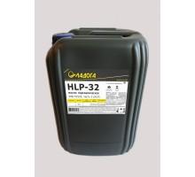 Гидравлическое масло ЛАДОГА гидравлическое HLP-32, канистра 20л / 18 кг.