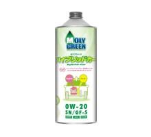 Масло  моторное MOLY GREEN HYBRID 0W20 SN・GF-5 1л