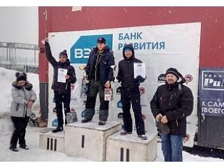 Победитель по ралли-спринту Кубка Внуково стал Александр Супрунчук.
