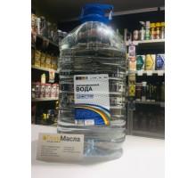 Дистиллированная вода Дзержинский 5 л