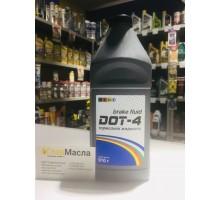 Тормозная жидкость Dot 4 KKM 910 гр