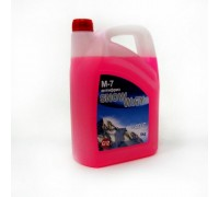Антифриз -40 SnowWay красный 5 кг
