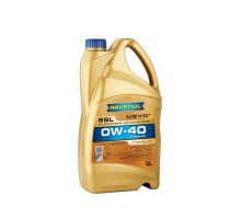 Моторное масло RAVENOL SSL SAE 0W-40