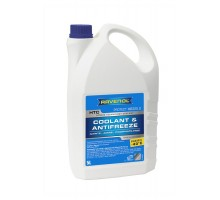 HTC Hybrid Technology Coolant Premix -40°C 5л