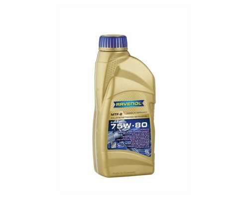Трансмиссионное масло Ravenol MTF-2 SAE 75w-80 (1л)