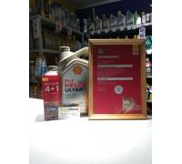 Моторное масло Shell Helix Ultra ECT C2/C3 0W-30 4L+1L
