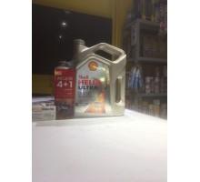 Моторное масло Shell Helix HX 8 5W-30 4L+1L
