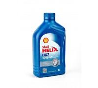 Моторное масло SHELL HELIX HX 7 10W-40 1L
