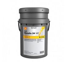 Редукторное масло Shell Omala s4 gx 460 20L