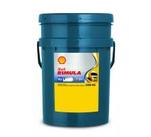 Моторное масло для дизельных двигателей SHELL RIMULA R5 E10W40 20L