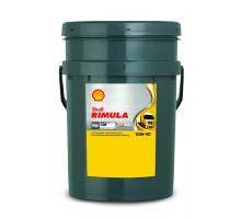 Моторное масло для дизельных двигателей SHELL RIMULA R6 LM 10W40 20L