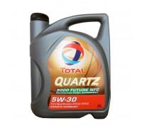 Масло моторное Total Quartz 9000 Future NFC 5W30 синтетическое 4 л