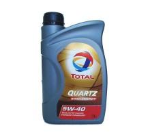 Масло моторное Total Quartz 9000 5W40 синтетическое 1 л