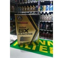 Моторное масло UNITED GX RACING 5W-40  (4л) Синтетическое