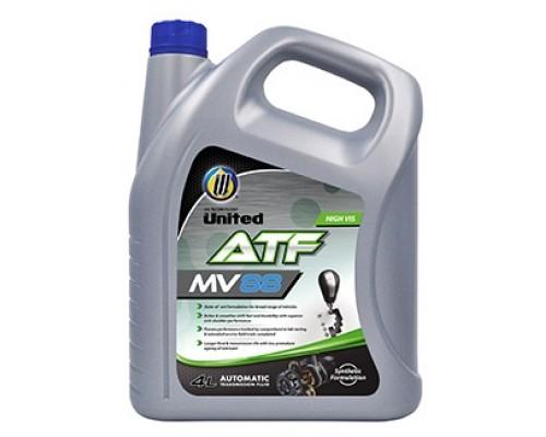 Купить жидкость для АКПП ATF-88 (HIGH VISCOSITY) RED 4л.