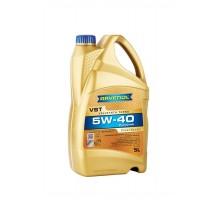 Моторное масло RAVENOL VST SAE 5W-40 (4+1л)