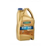 Моторное масло RAVENOL VMP SAE 5W-30 (4+1л) акция