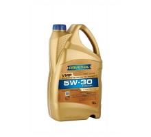 Моторное масло RAVENOL VMP SAE 5W-30 (4+1л)