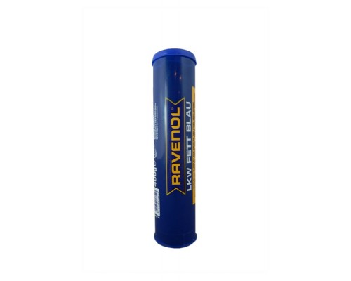 Смазка RAVENOL LKW Fett Blau ( 0,4кг)