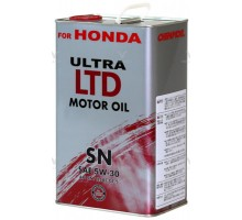 Моторное масло Honda ULTRA LTD 5W-30 metal 1L