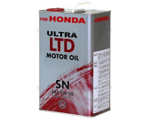 Купить моторное масло Honda ULTRA LTD 5W-30 metal 1L