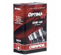Моторное масло CHEMPIOIL Optima GT 10W-40 пластик 5L