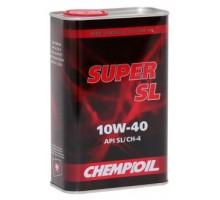 CHEMPIOIL Super SL 10W-40 metal 4L