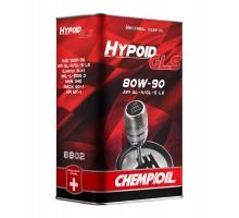 Трансмиссионное масло CHEMPIOIL Hypoid GLS 80W-90 4L