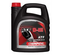 Масло для АКПП CHEMPIOIL ATF D-III 4L