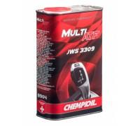 Масло для АКПП CHEMPIOIL  MULTI ATF  metal 1L