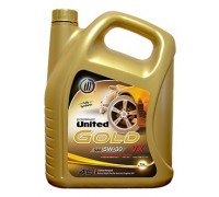 Моторное масло UNITED GOLD 5W-30 VX (4л)