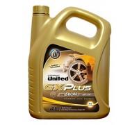 Моторное масло UNITED GX PLUS 5W-30  (4л)