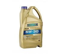 Моторное масло RAVENOL HCL SAE 5W-30 ( 4л) new