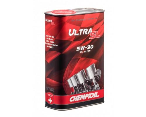 Моторное масло CHEMPIOIL Ultra SL metal 5W-30