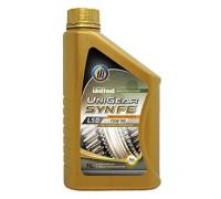 Трансмиссионное масло UNITED GEAR OIL LSD 75W90(1л)