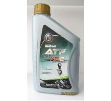 Трансмиссионное масло UNITED CVT-NS2 GREEN (1л)